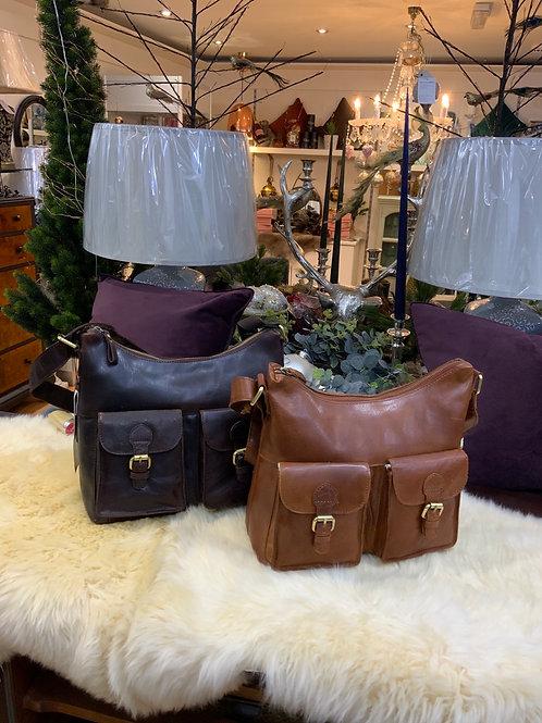 Ashwood Leather Satchel Bag