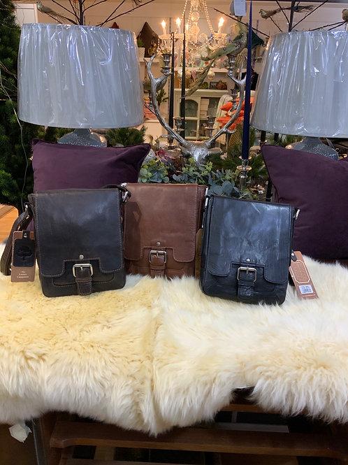 Ashwood Leather messenger bag