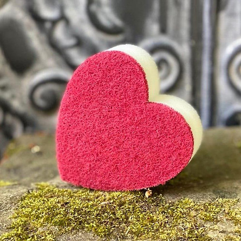 Frenchic Paint Heart Sponge