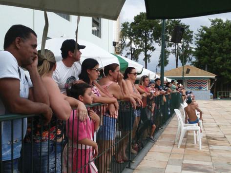 Festival reúne 70 nadadores