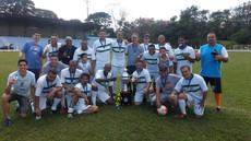 Cosmopolitano é campeão do Campeonato de Futebol Máster de Artur Nogueira
