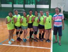 Torneio de Vôlei Feminino termina com a vitória da equipe Rio de Janeiro