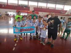 Encerrada a Copa Santa Sofia de Futsal
