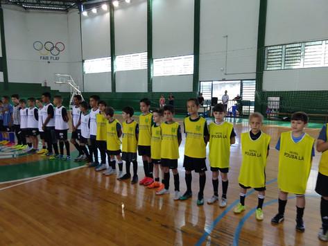 Futsal solidário agita Cosmopolitano
