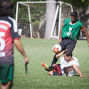 Final do Torneio de Futebol