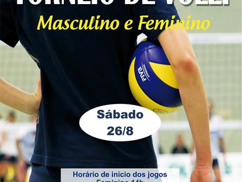 Campeonato Interno de Vôlei CFC