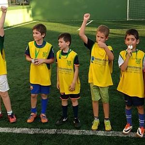 Torneio CFC para Menores - Grama Sintética