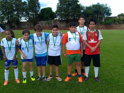 Final do Campeonato Minicampo