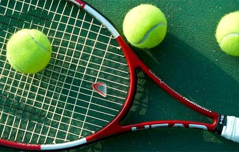 Torneio Interno de Tênis - Parciais