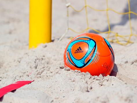 7º Torneio CFC de Futebol de Areia - Categorias Menores