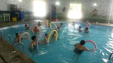 Mais vagas para natação e hidro, graças à compreensão de todos