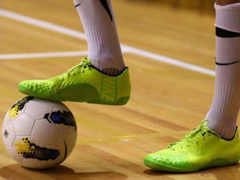 Campeonatos de futsal em andamento
