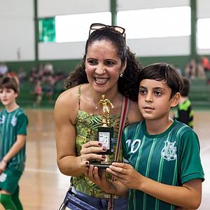 Final da Copa Interclubes de Futsal