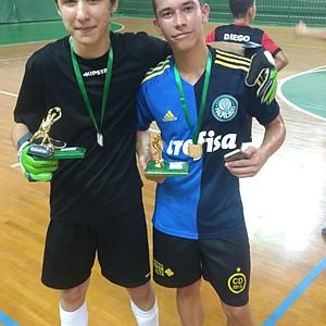 Torneio CFC para Menores - Futsal