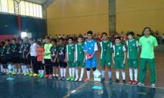 Futsal sub-12 é vice
