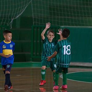 Futsal - 22 de abril