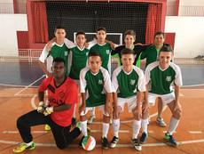 Cosmopolitano fica com o título de torneio de futsal sub-15, em Pedreira