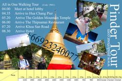 Walking Tour  (P001)