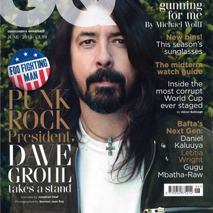 British GQ June 2018