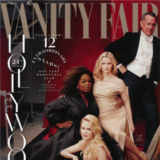 🌹 Golden White Cloud Rose Ring is featured on VANITY FAIR @vanityfairuk 🌟 Hollywood issue💃The Glitterati ♥