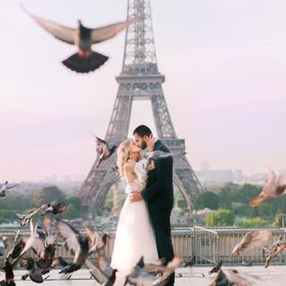 Amzaing collaboration with Madame Wedding Design