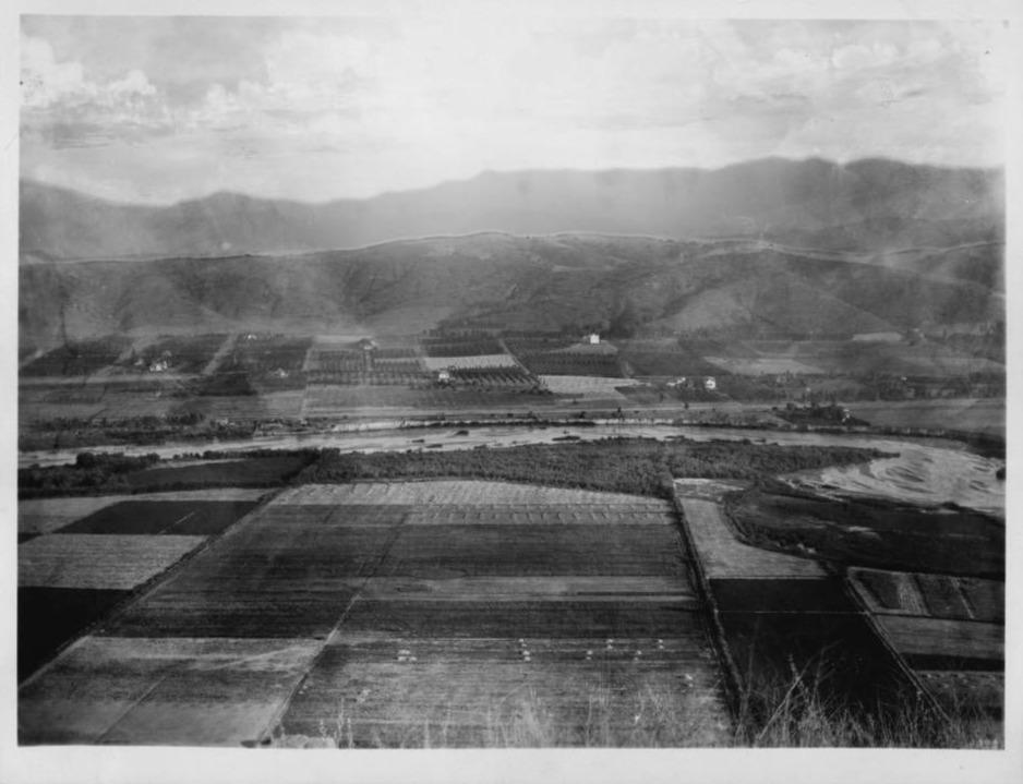1900s Mt Washington Farmland