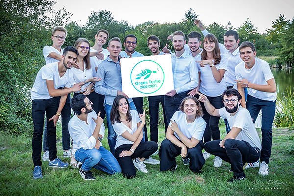 Equipe Green Turtle 2020 2021 FB LINKEDI
