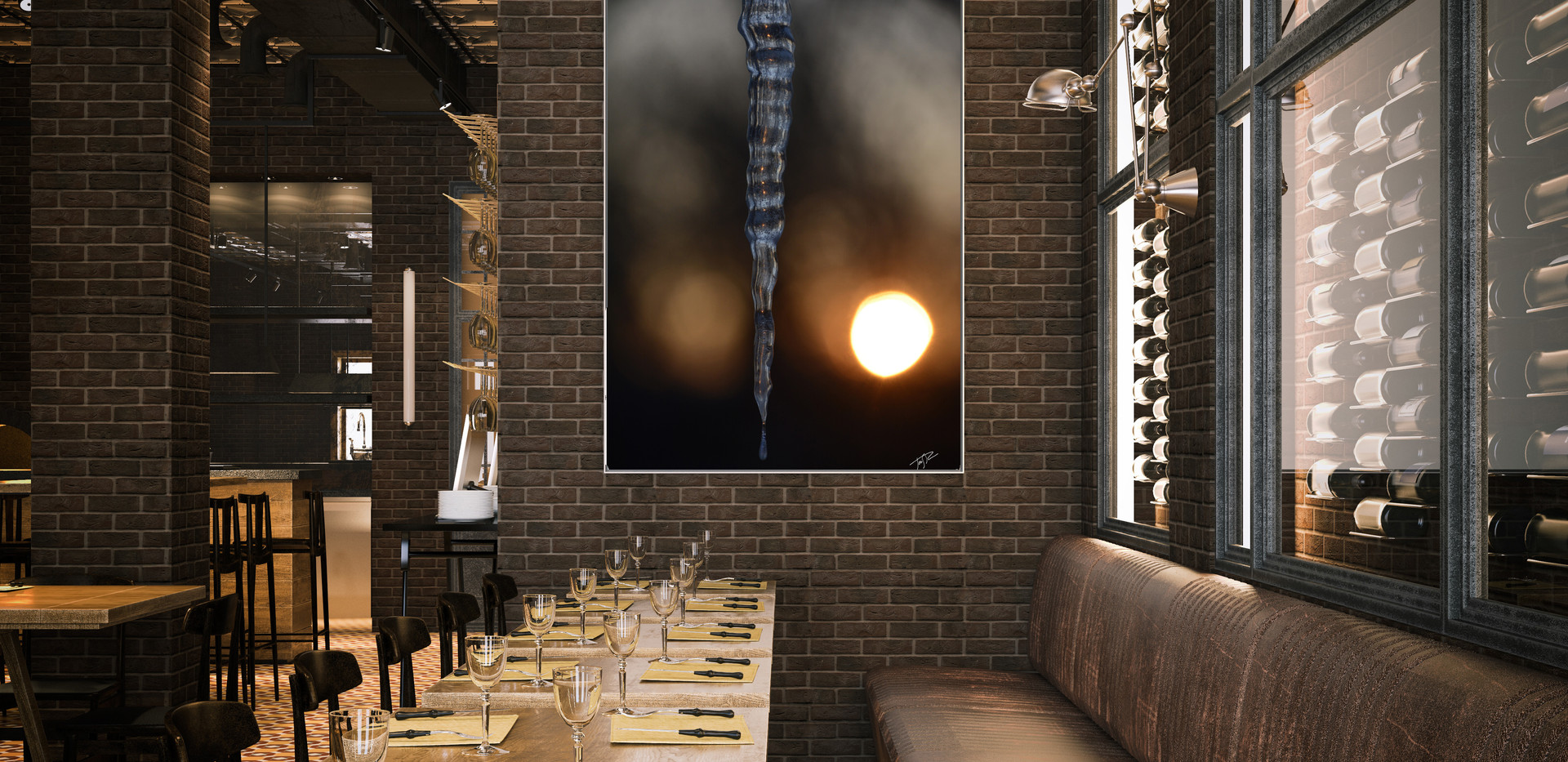 Dramatic Icicle in Restaurant.jpg