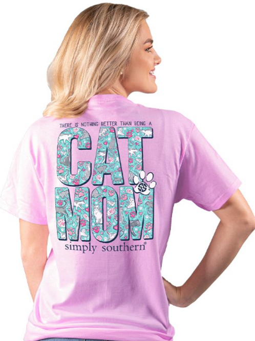 Simply Southern - Cat Mom