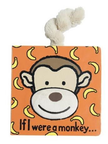 If I were a Monkey - Book