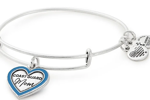 Alex and Ani - Coast Guard Mom