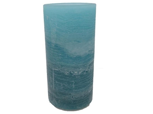 Candle Fountain - Blue