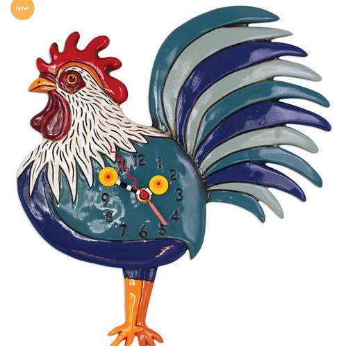 Allen Design Clock - Rooster