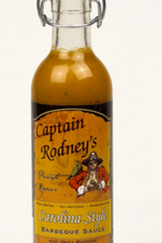 Captain Rodney's Barbeque Sauce