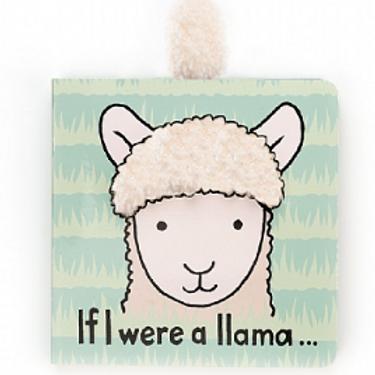 If I were a Llama - Book