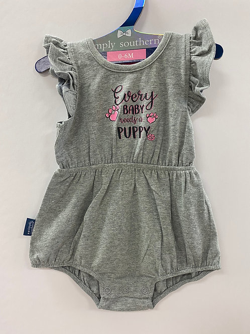 Simply Southern - Puppy Outfit