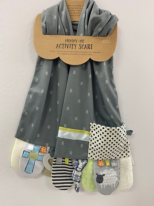 Activity Scarf - Grey
