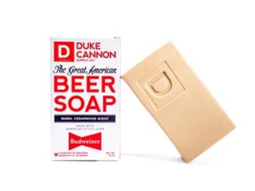 Duke Cannon Soap - Beer