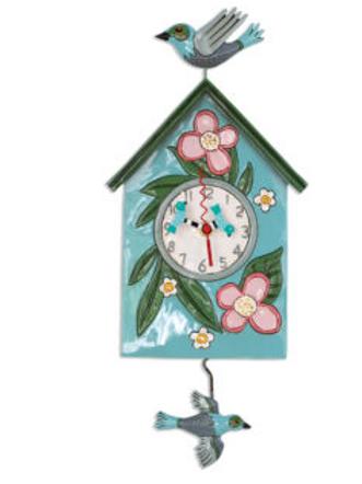 Allen Design Clock