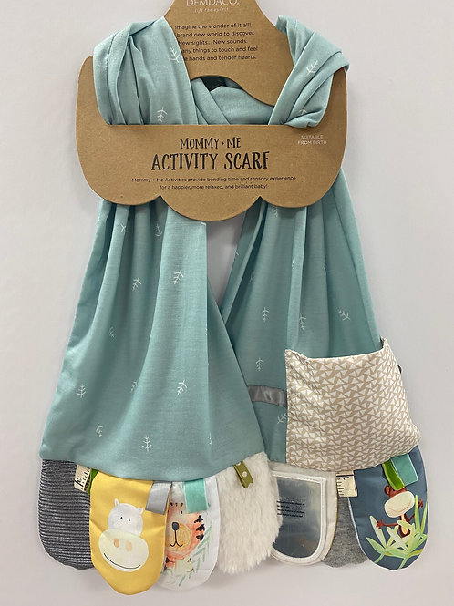 Activity Scarf - Green