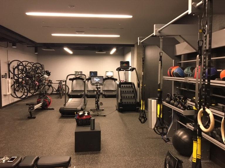Gym Layout