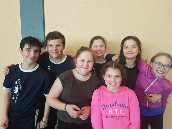 6èmeChampionnat Fribourgeois Populaire de natation