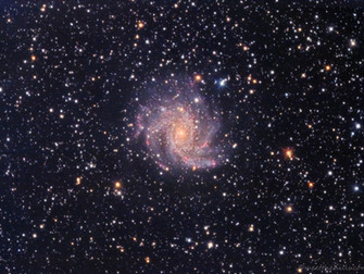 NGC6946 - Fireworks Galaxy