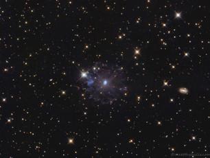 NGC 6950 - Cat's Eye nebula