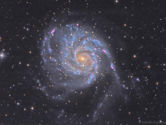 M101 - The Pinwheel Galaxy