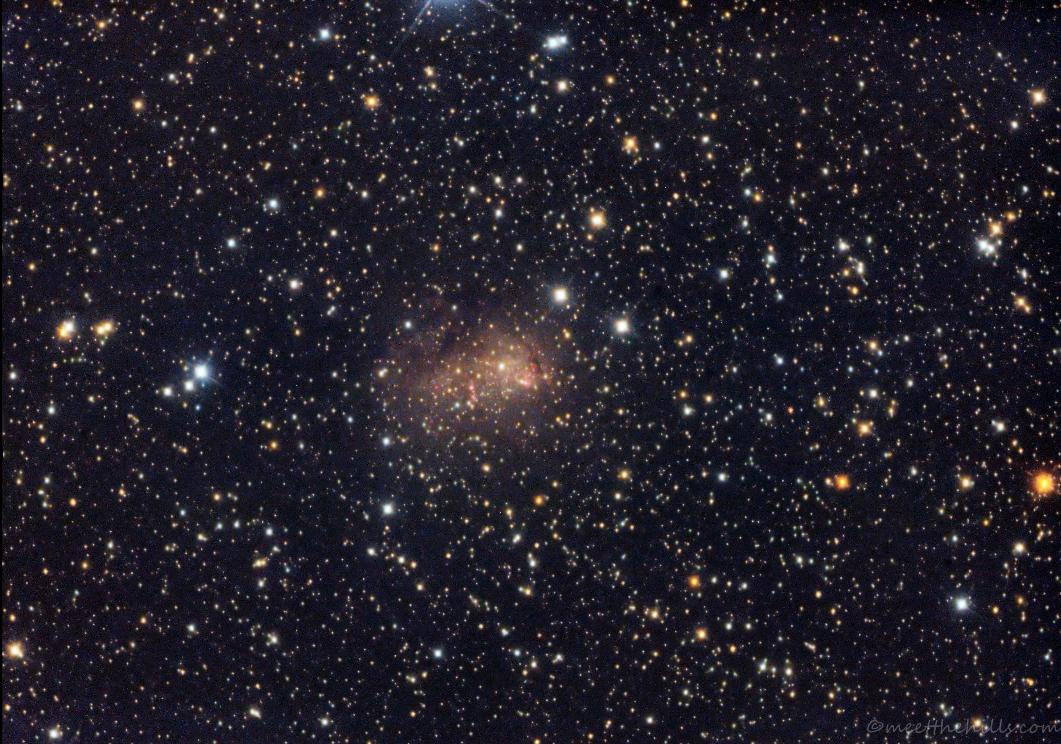 IC10 - Galaxy in Cassiopeia