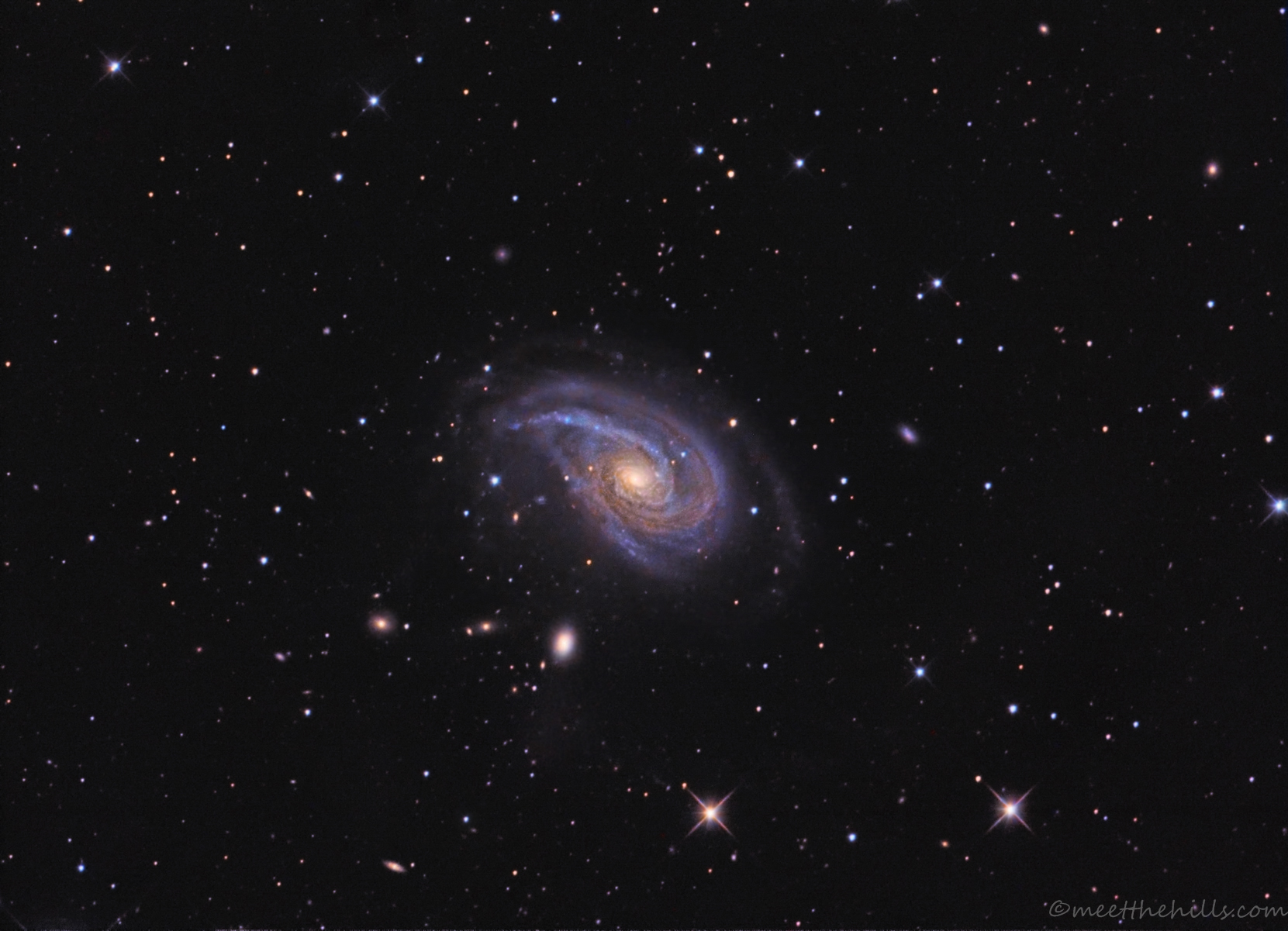 NGC772 in Aries