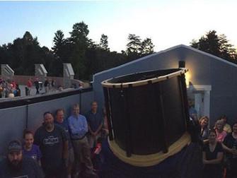 John Glenn Astronomy Park finally open!