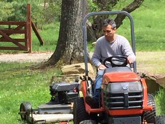 New mower!