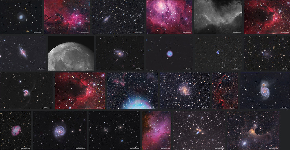 astrophoto collection